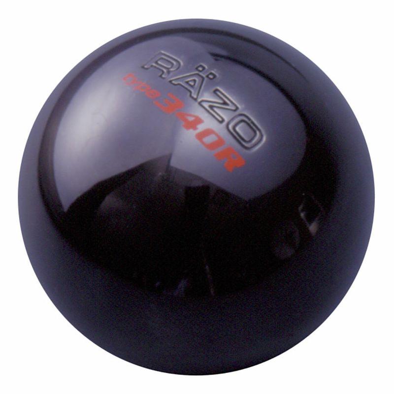 RA25 MTノブR ブラック340