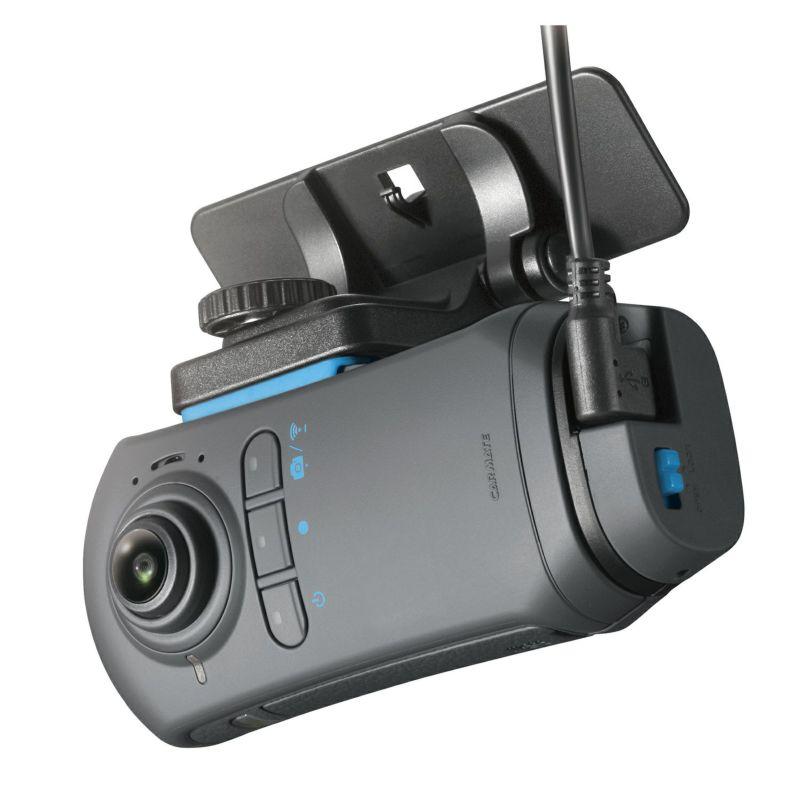 カーメイト DC5000 d'Action360 S ドライブアクションカメラ レコーダー