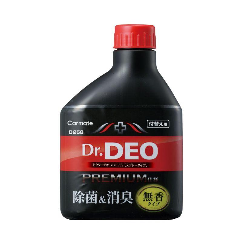 D258 Dr.DEO ドクターデオプレミアム スプレータイプ 付替え 無香
