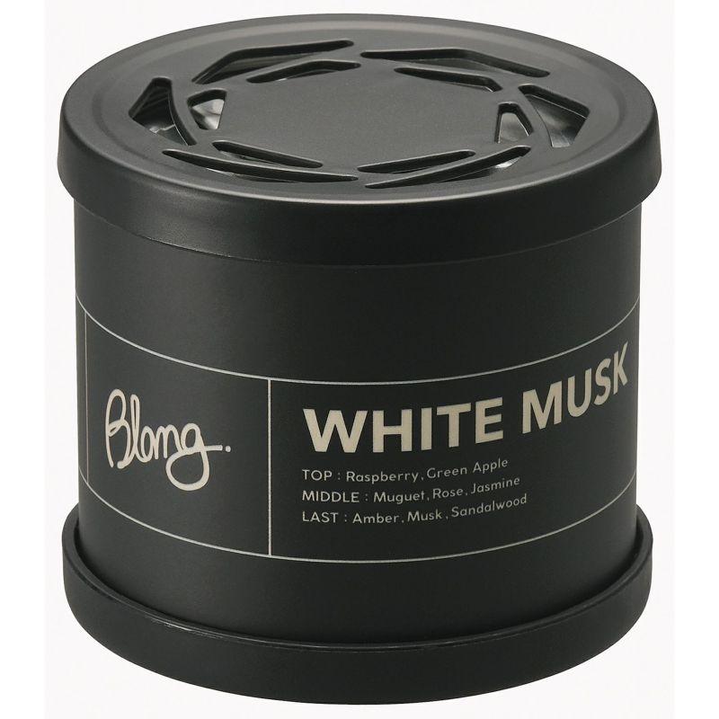 カーメイト 芳香剤 ブラング DH471 ブラング ソリッド BK ホワイトムスク blang carmate