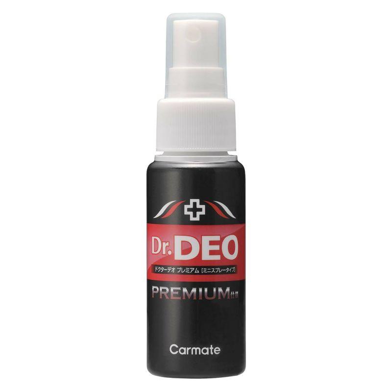 カーメイト D259 ドクターデオプレミアム ミニスプレータイプ 無香 Dr.DEO ドクターデオ 強力除菌消臭 carmate